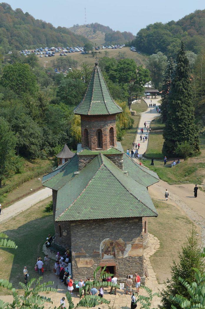traseu biciclete hunedoara silvas manastirea prislop