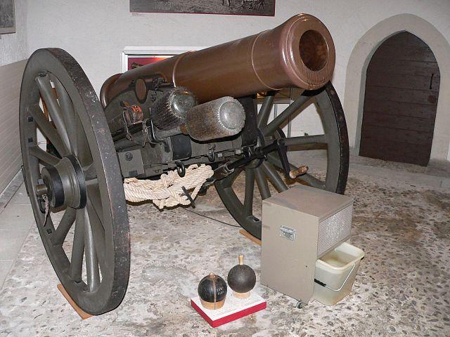 România , o țară de artileriști