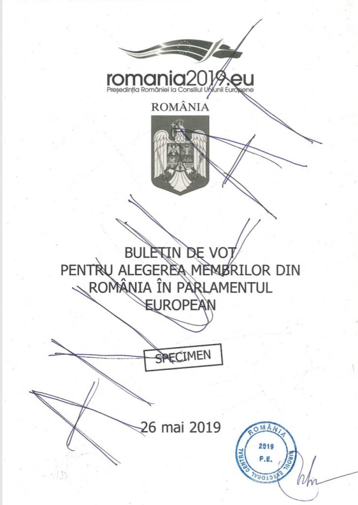 Buletin de vot